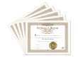 Certificate of Marriage 5 Pack