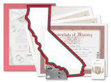 California Wedding Package