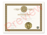 Certificate of Handfasting