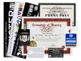 Ordination Credentials Package