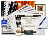 The second most popular package following the Classic Wedding Package. This upgraded kit comes with the premium ordination and much more wedding supplies.
