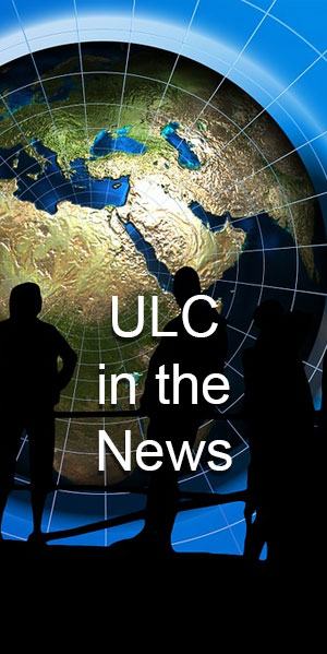 ULC in the News