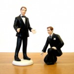Two Groom Statuettes