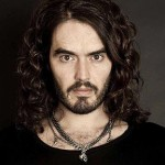 Comic and actor Russell Brand