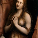 Portrait of a Pregnant Mary Magdalene by Giovanni Pietro Rizzoli