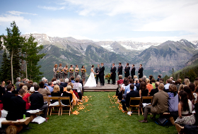 Colorado's Top Wedding Spot