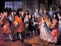 Marriage of the Duke of Bourgogne to Louise of France