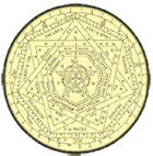 Sigillum symbol of the occult