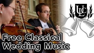 Free Classical Wedding Music
