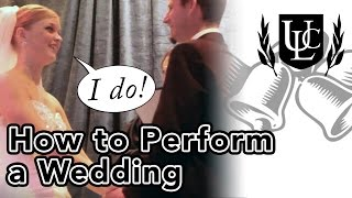 How to Officiate a Wedding Ceremony (In 4 Simple Steps)