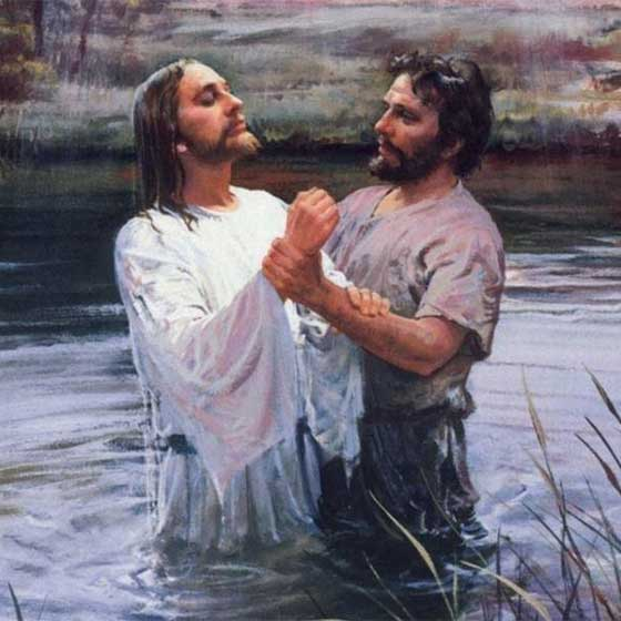 Baptism Training
